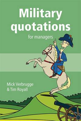 Military Quotations for Managers (Paperback)