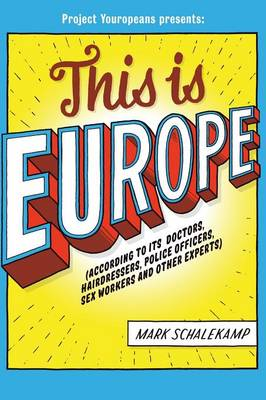 This Is Europe (Paperback)