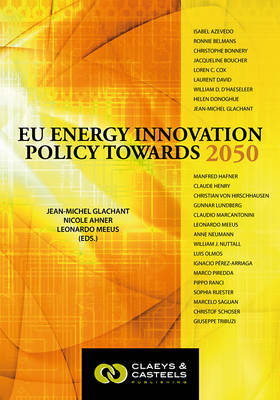 European Energy Studies, Volume II: EU Energy Innovation Policy Towards 2050 (Hardback)