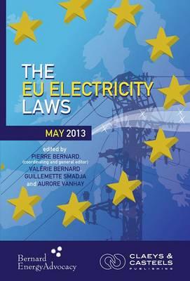 The Eu Electricity Laws: Edition 2013/2014 (Four Book Set) - Eu Geo Laws 1 (Paperback)