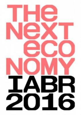 Iabr 2016 - the Next Economy (Paperback)