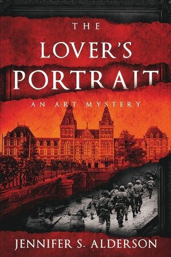 The Lover's Portrait: An Art Mystery - Zelda Richardson Mystery 1 (Paperback)