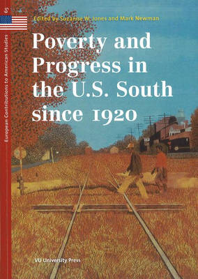 Poverty & Progress in the US South since 1920 (Paperback)