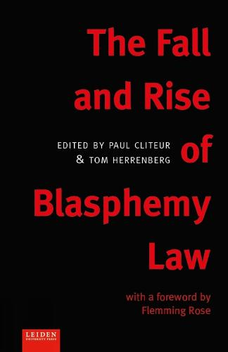 The Fall and Rise of Blasphemy Law (Paperback)