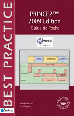 PRINCE2 - Guide de Poche 2009 - Best Practice Series (Paperback)