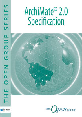 ArchiMate 2.0 Specification - The Open Group Series (Paperback)