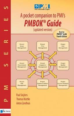 A Pocket Companion to PMI's PMBOK Guide (4th Edition) (Paperback)