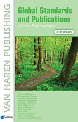 Glocal Standards and Publications: Van Haren Publishing Catalog (Paperback)
