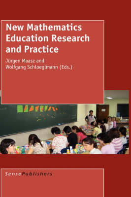 New Mathematics Education Research and Practice (Hardback)
