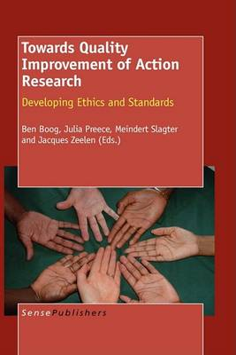 Towards Quality Improvement of Action Research (Hardback)