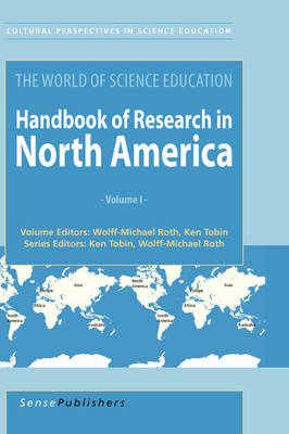 The World of Science Education: Handbook of Research in North America (Hardback)