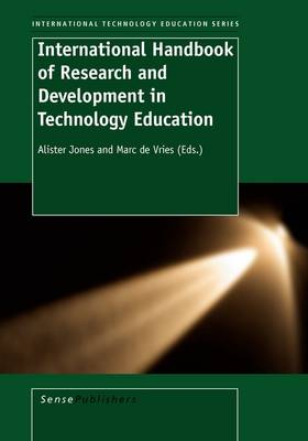 International Handbook of Research and Development in Technology Education - International Technology Education Studies 5 (Hardback)