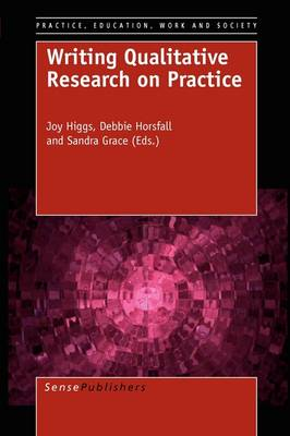 Writing Qualitative Research on Practice (Paperback)
