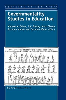Governmentality Studies in Education (Hardback)