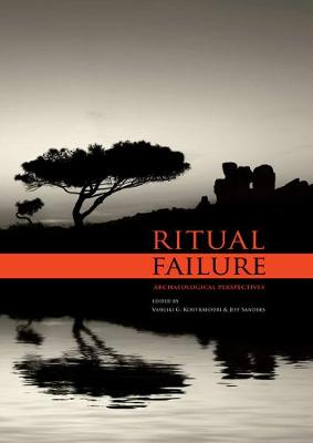 Ritual Failure: Archaeological Perspectives (Paperback)