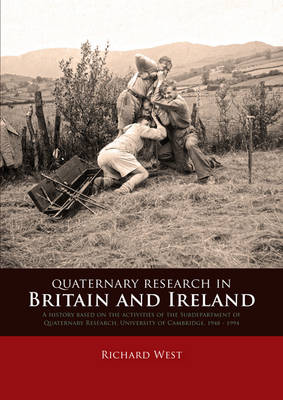 """Quaternary Research in Britain and Ireland"""" (Paperback)"""