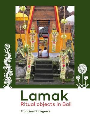 Lamak: Ritual objects in Bali (Hardback)