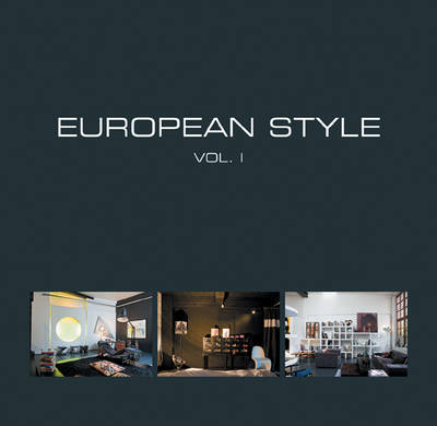 European Style: v. 1 (Hardback)