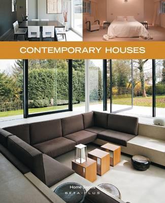 Contemporary Houses - Home Series No. 13 (Paperback)
