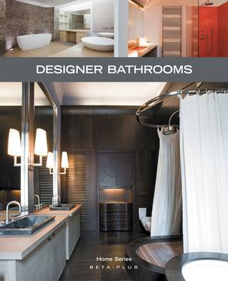 Designer Bathrooms - Home Series No. 18 (Paperback)