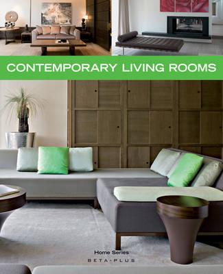 Contemporary Living Rooms - Home Series No. 22 (Paperback)