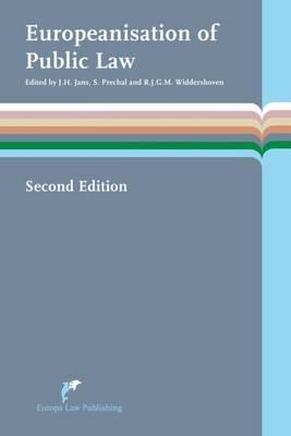 Europeanisation of Public Law (Paperback)