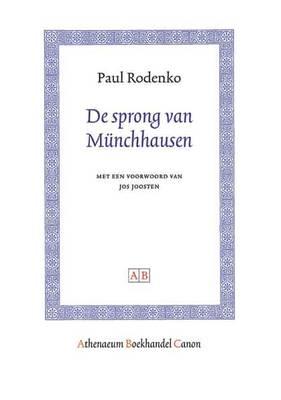 De Sprong Van Munchhausen - Athenaeum Boekhandel Canon (Paperback)