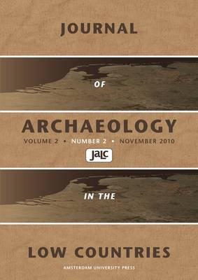 Journal of Archaeology in the Low Countries: v. 2 (Paperback)