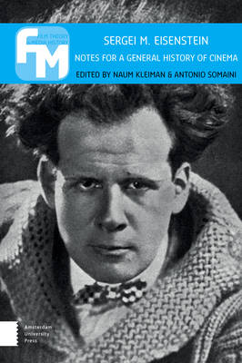 Sergei M. Eisenstein: Notes for a General History of Cinema - Film Theory in Media History (Paperback)