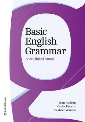 Basic English Grammar: A Web Linked Course (Paperback)
