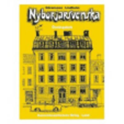 Nyborjarsvenska: Workbook (Paperback)