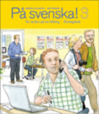 Pa svenska!: Ovningsbok (Paperback)