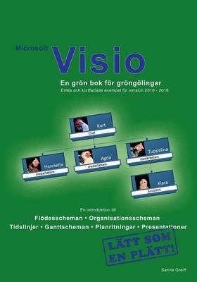 Microsoft Visio - En groen bok foer groengoelingar (Paperback)