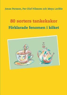 80 sorters tankekakor (Paperback)