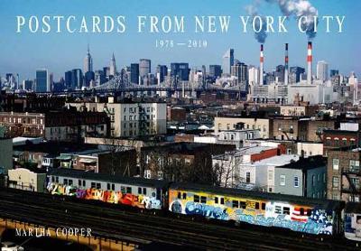 Martha Cooper: Postcards from New York City (Hardback)
