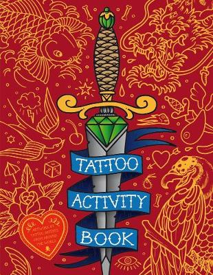 Tattoo Activity Book (Paperback)