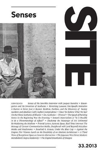 Site 33: Senses (Paperback)