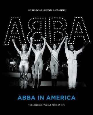 Abba In America (Hardback)