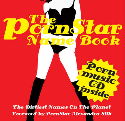 The Pornstar Name Book: The Dirtiest Names on the Planet (Paperback)