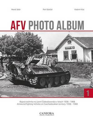 AFV Photo Album: Volume 1 (Hardback)