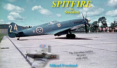 Spitfire in Sweden (Hardback)