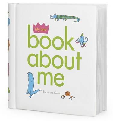 My Best Book About Me (Spiral bound)