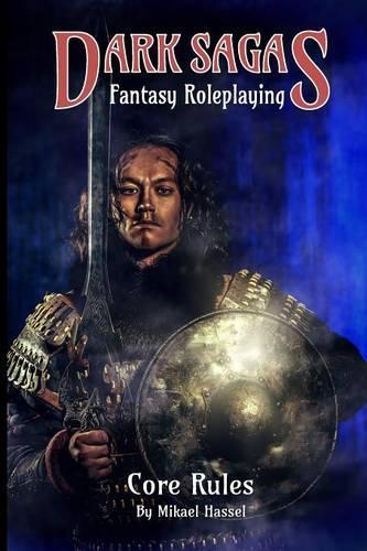Dark Sagas Fantasy Roleplaying (Paperback)