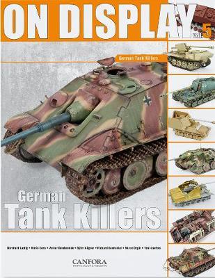 On Display Vol.5: German Tank Killers (Paperback)