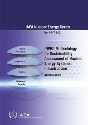 INPRO methodology for sustainability assessment of nuclear energy systems: infrastructure, INPRO Manual - IAEA Nuclear Energy Series NG-T-3.12 (Paperback)