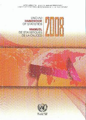 UNCTAD Handbook of Statistics: 2008 (Paperback)