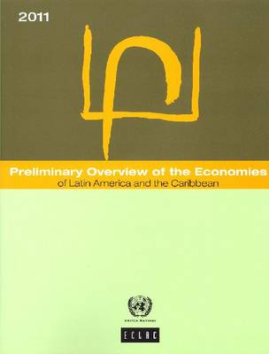 Preliminary overview of the economies of Latin America and the Caribbean 2011 (Paperback)