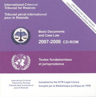 Basic documents and case law, 2007-2008 [CD-ROM] (CD-ROM)