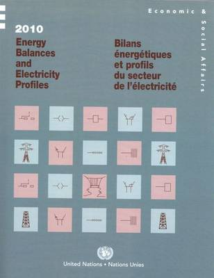 2010 energy balances and electricity profiles (Paperback)