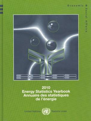 Energy statistics yearbook 2010 (Hardback)
